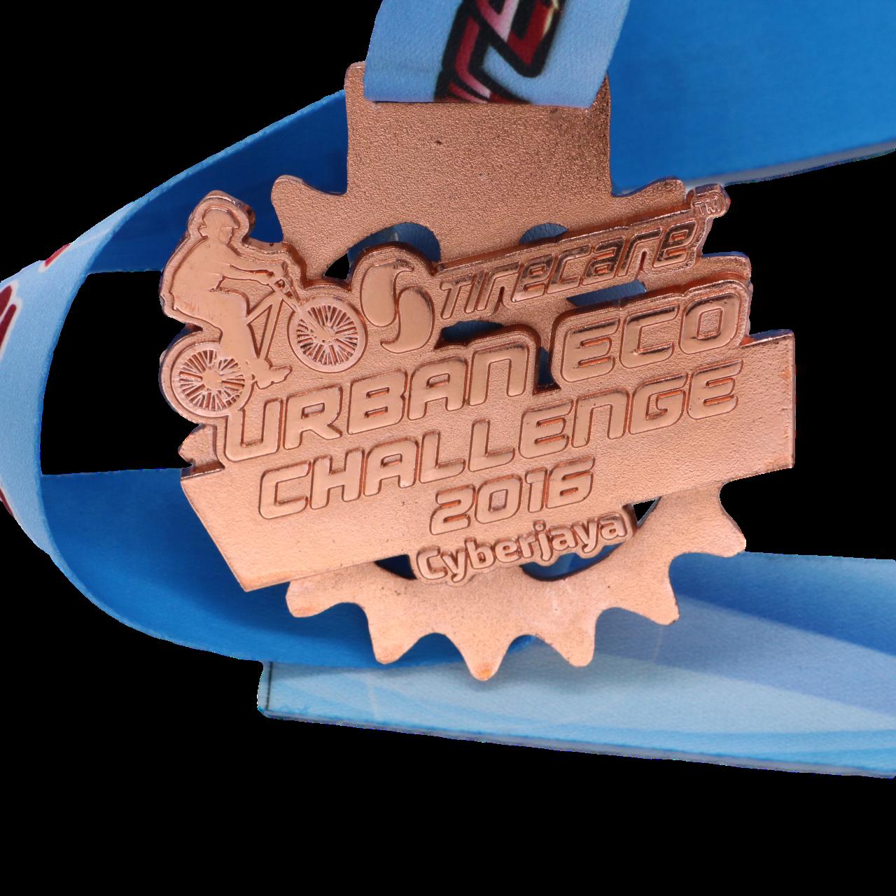 自行车奖牌
