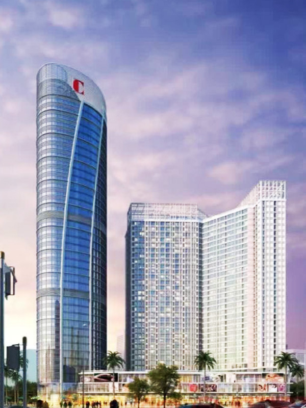 惠州大隆广场综合楼