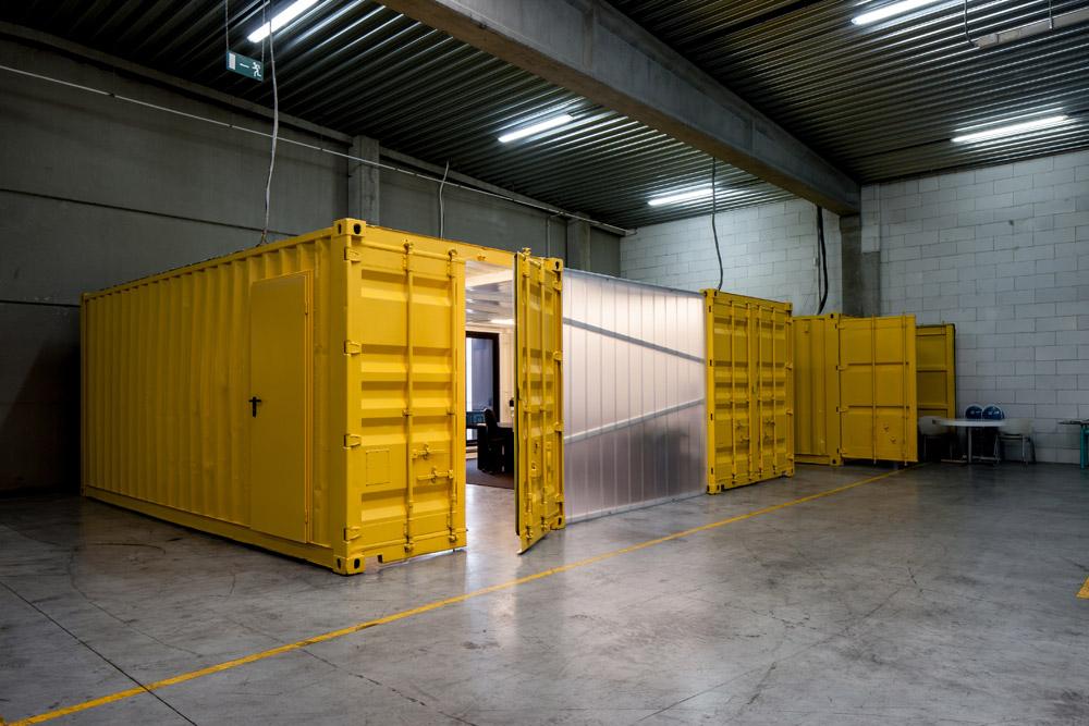单体集装箱