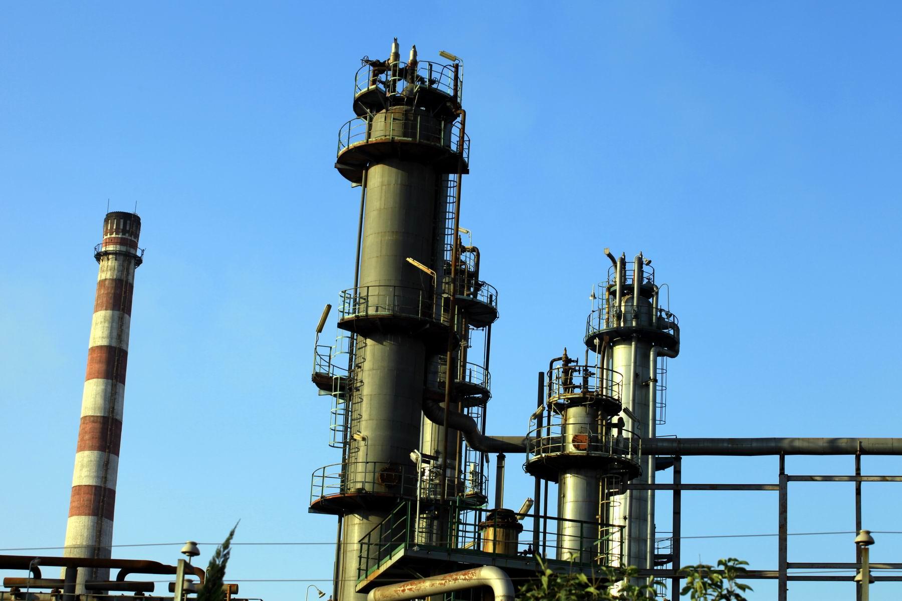 濟南煉油廠改造工程