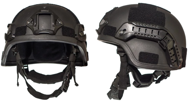 MICH advanced PE bulletproof helmet