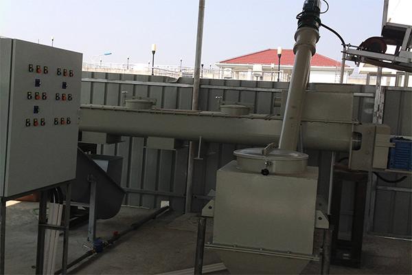 石灰半干化系統
