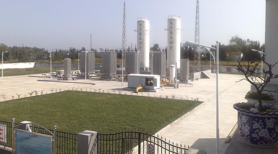 陕西韩城市LNG气化站bwin手机APP