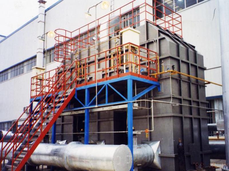 周口市某電力有限公司垃圾焚燒發電爐VOCs治理工程項目