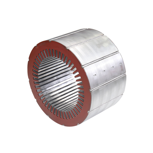 軌道電機定子鐵芯