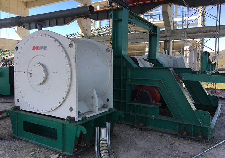 Jingji PVD system was successfully installed in Sanjiazi Iron Mine