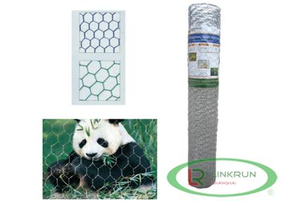 Galvanized hexagonal wire nettin