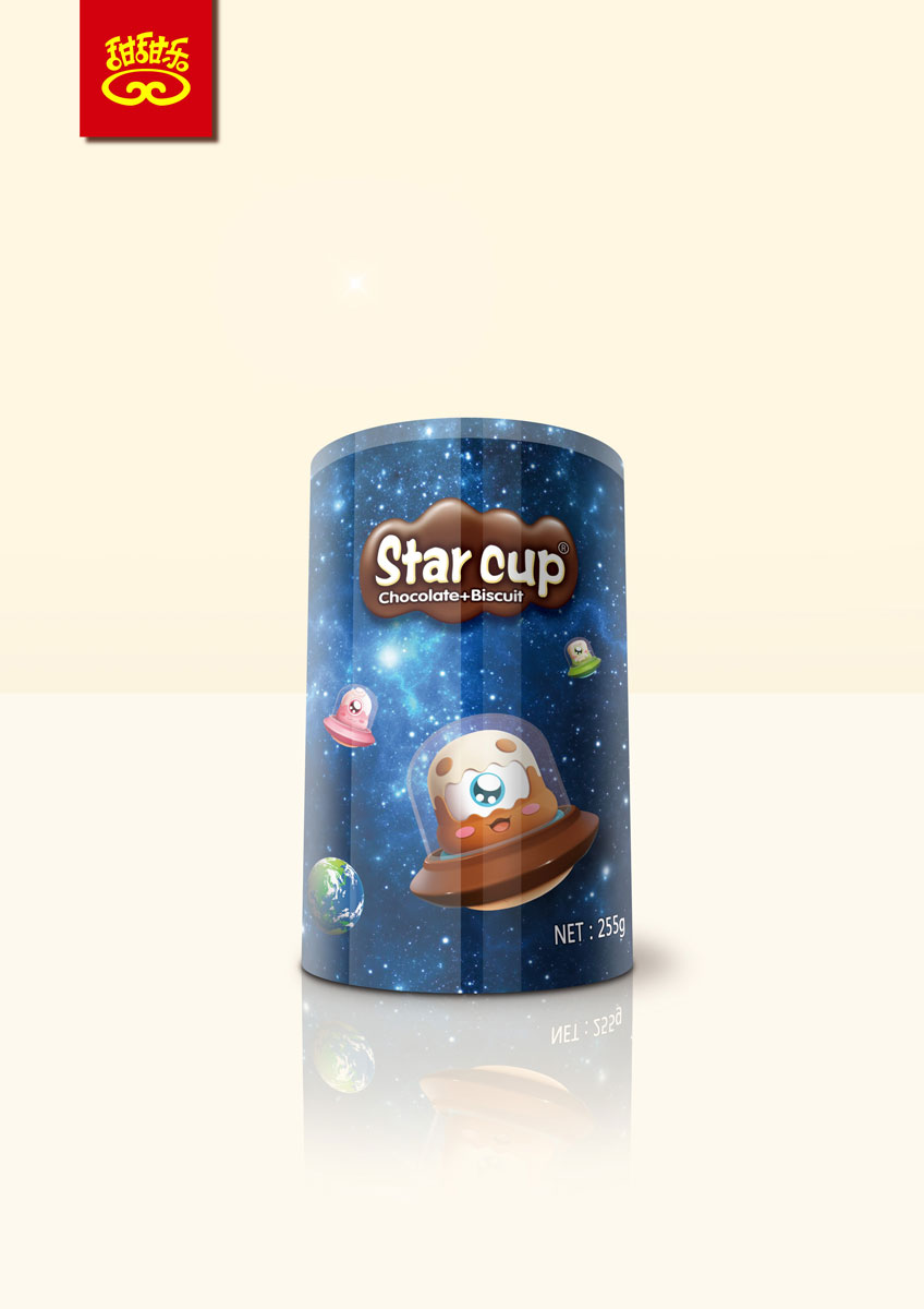255g Star Cup (starry sky)