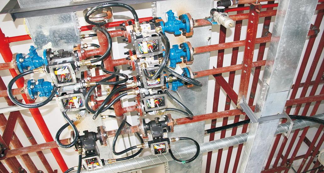 閥門電器施工