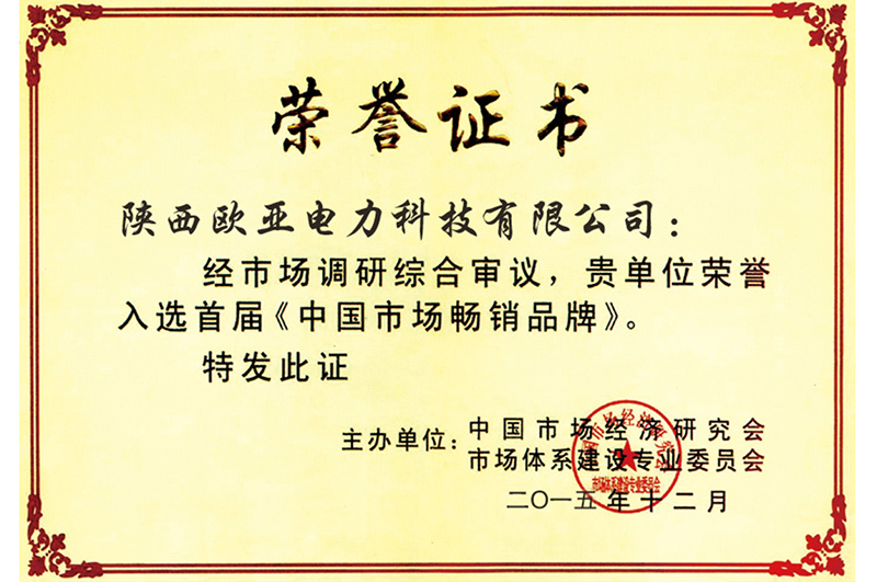 中国市场畅销品牌