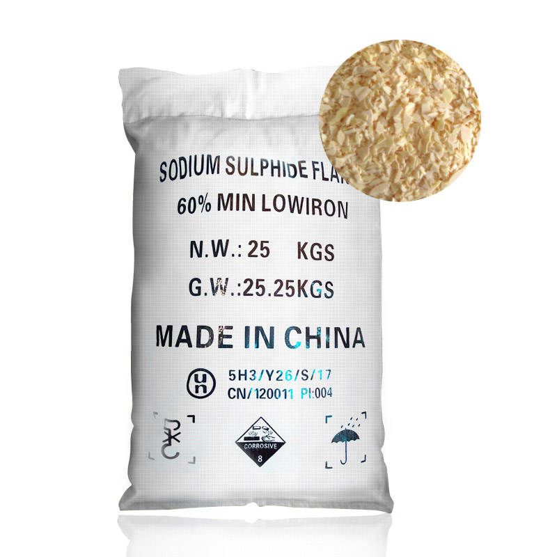 Sodium sulfide containing low iron(10PPM)