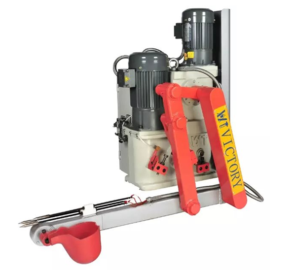 Vertical sprayer