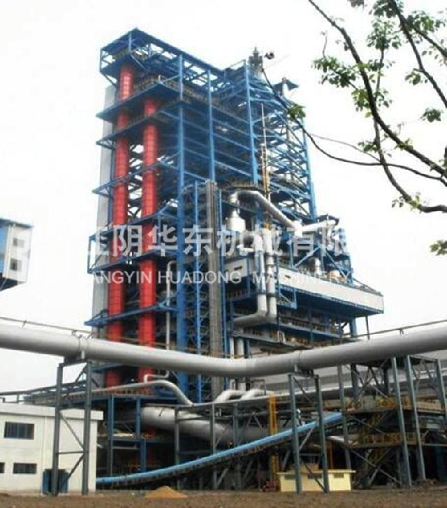 Shanghai Baosteel Group (COREX blast furnace project)