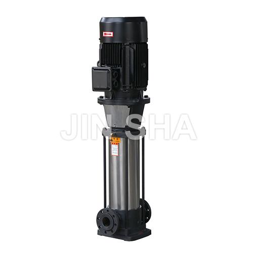 JGGC 多級高壓水泵