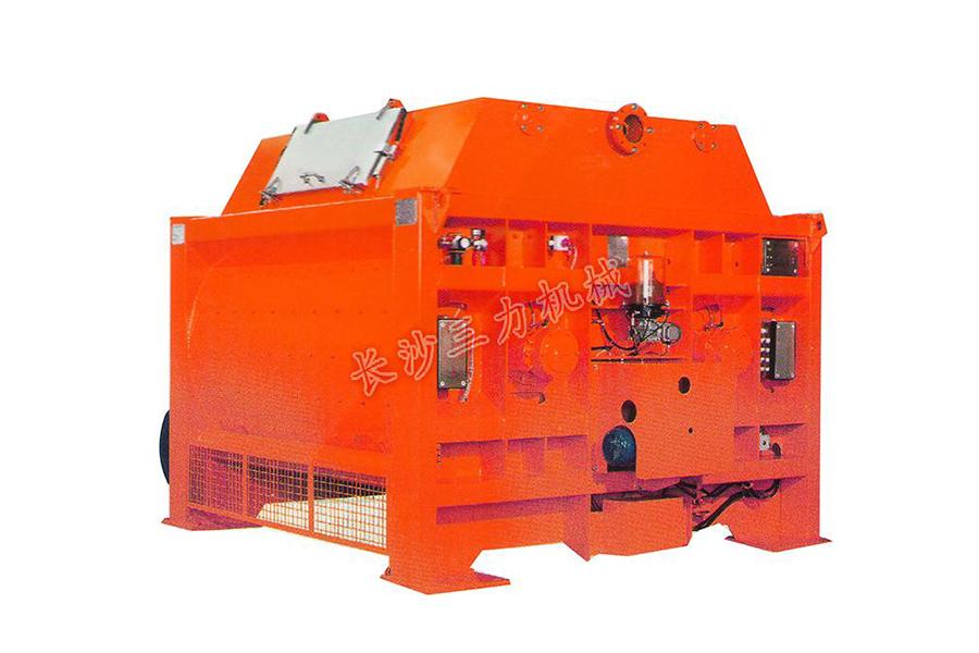 JS3000雙臥軸強制式攪拌機