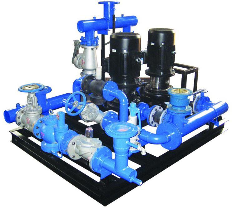 能源設備-直連加壓供熱機組