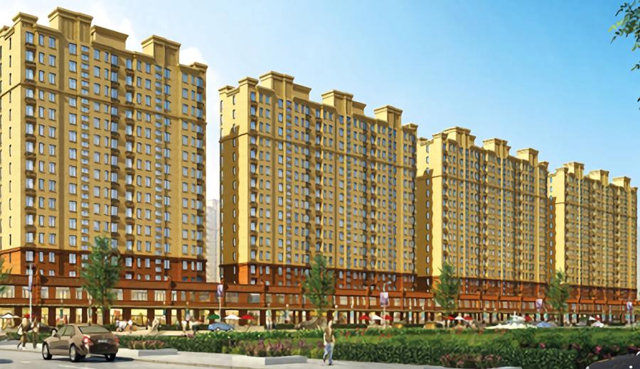 石家莊市正定西柏棠城中村改造