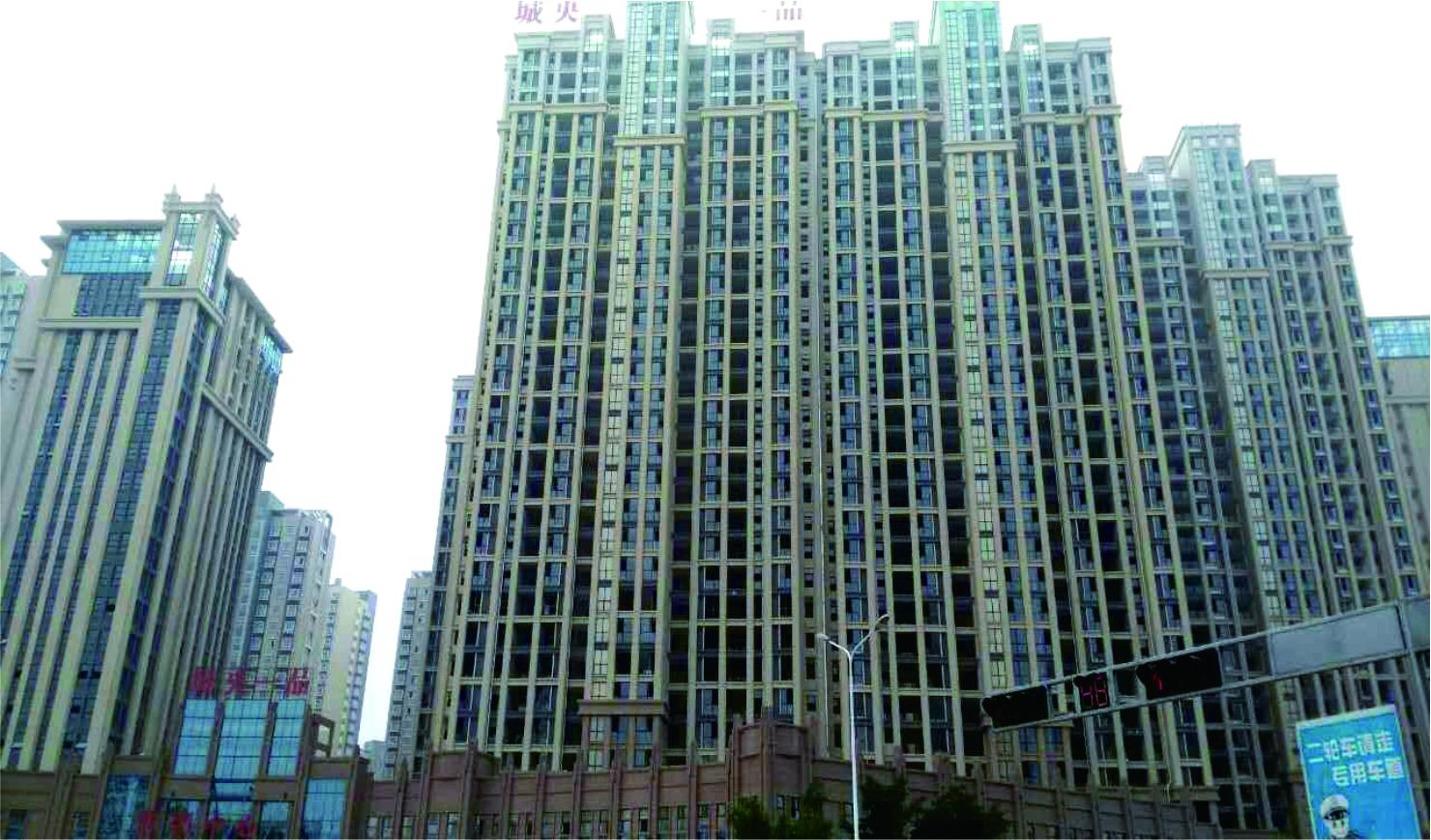 贛州市城央一品房地產工程