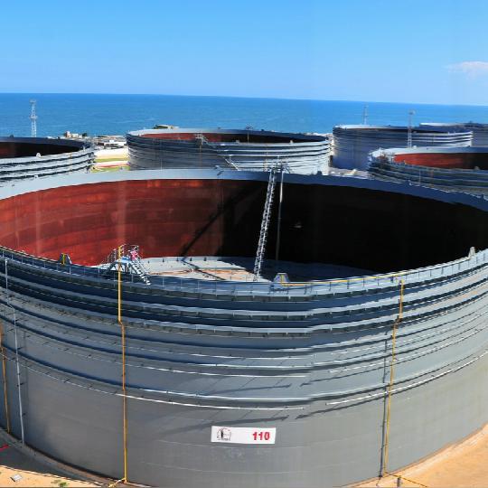 北京振沖工程機械 | 茂名北山嶺原油商業儲備基地樁基礎工程項目
