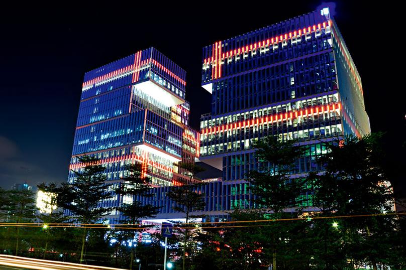 深圳阿里中心