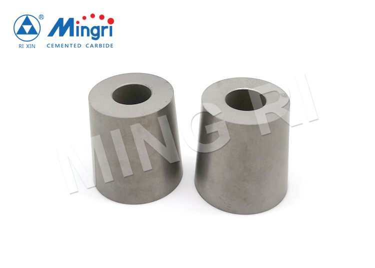 tungsten cemented carbide batteries punching die tool parts