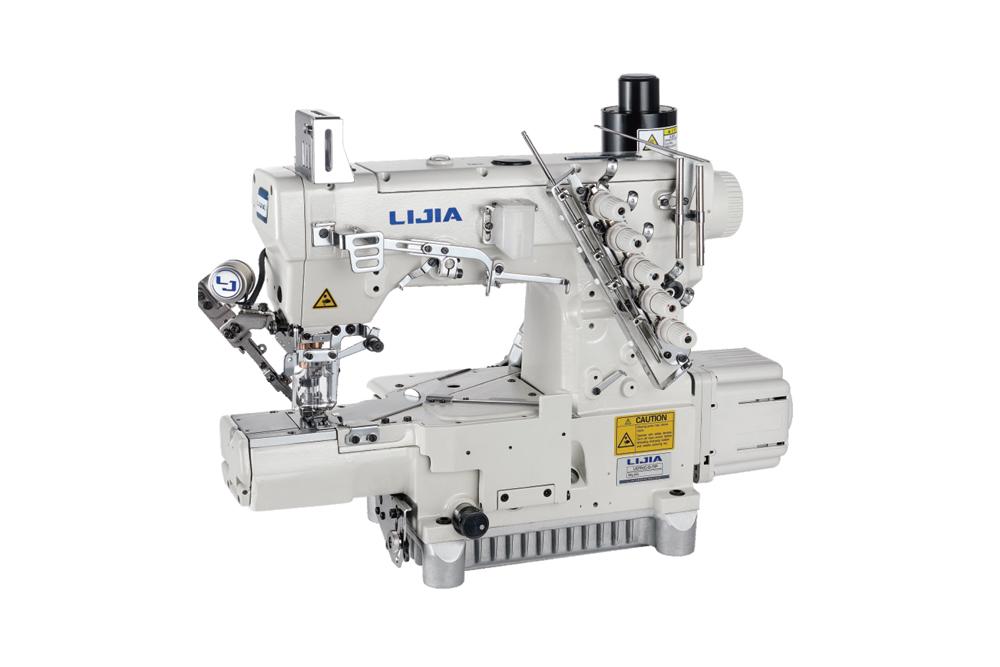 L670VC-D-7/P 高速横筒绷缝机系列(自动剪线)
