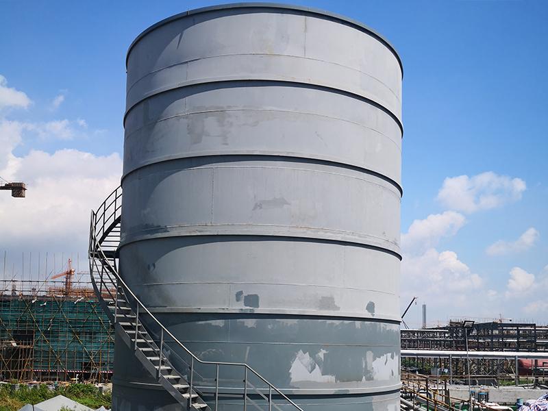 海宁恒逸热电有限公司污水站系统工程