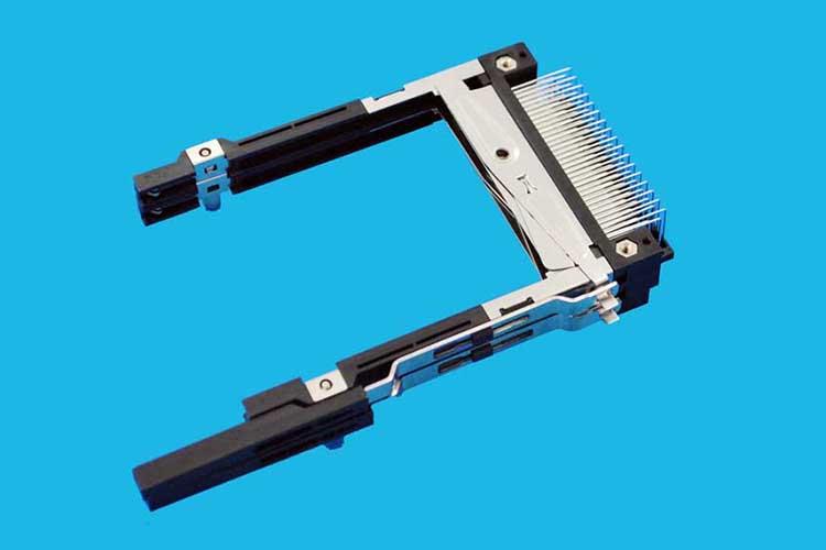 PC68公座雙層墊高5.0mm右中鐵推桿后六角螺絲