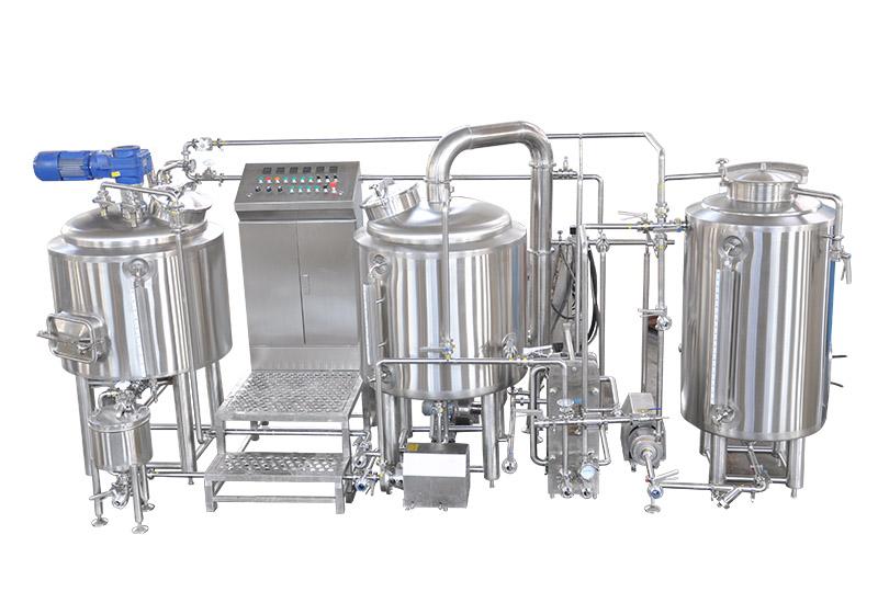 200L糖化系統