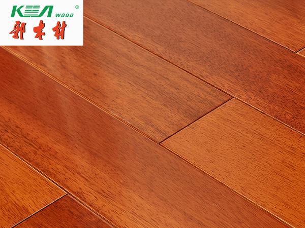 竹木地板也要除菌