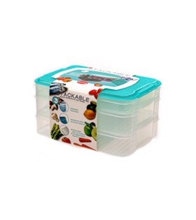Food Container 3300ml*2+1900ml