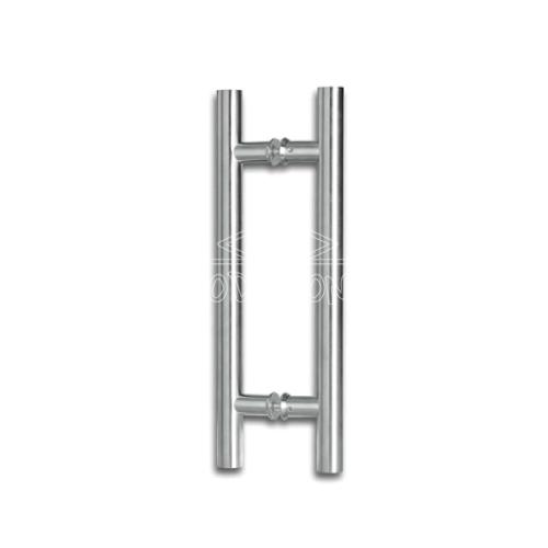 H Style Tubular Ladder Pull Handle