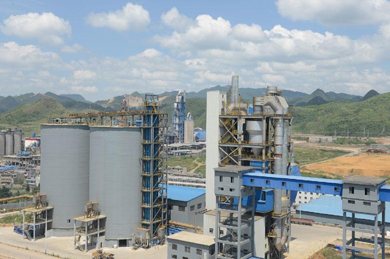貴州廣鋁80萬噸氧氣鋁項目