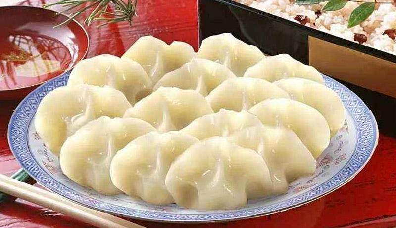 """有一句民谣叫""""大寒小寒,吃饺子过年"""