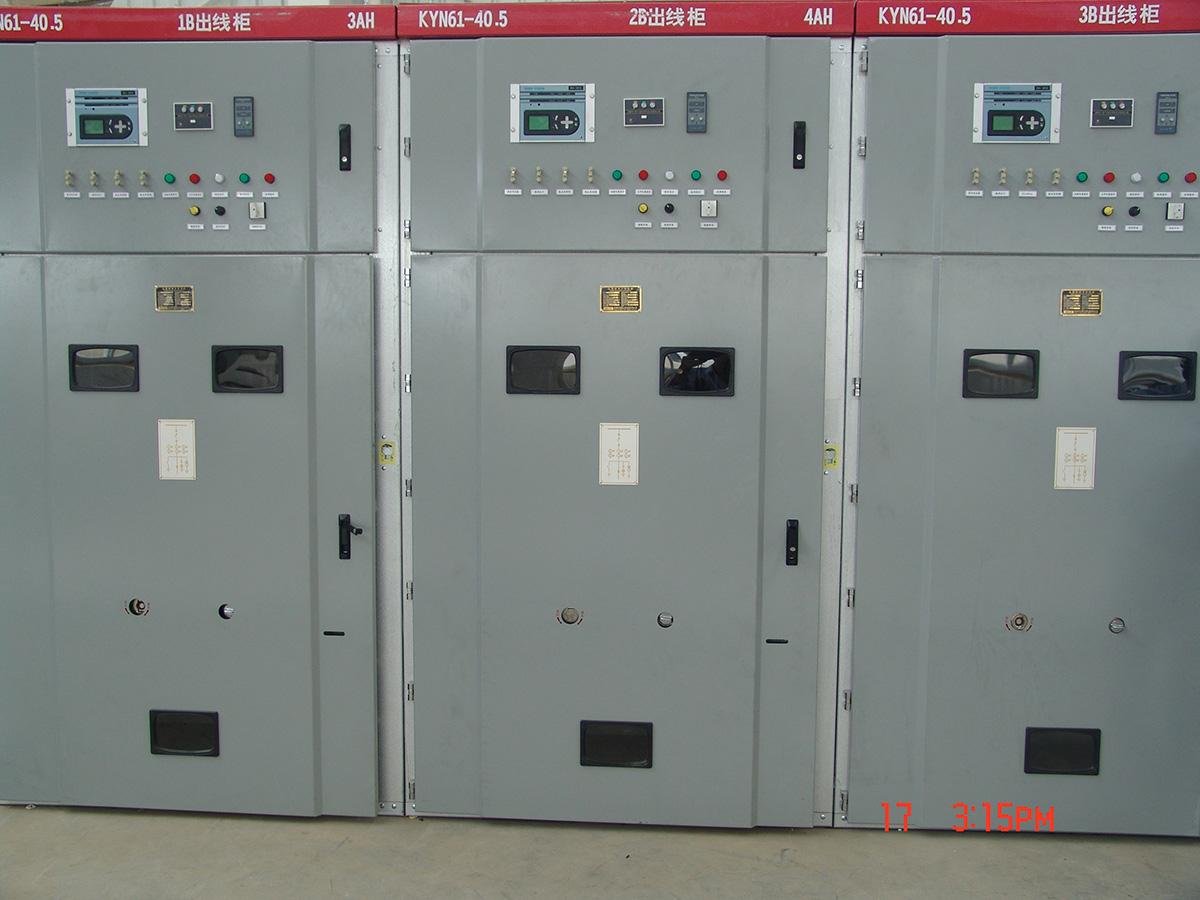 35kV 移开式高压开关柜