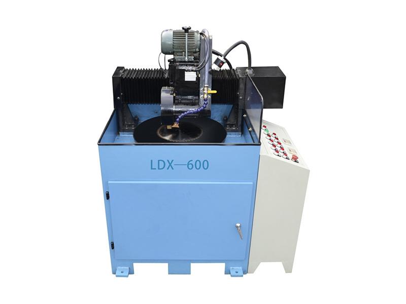 LDX-600全自動數控合金圓鋸片拋光機