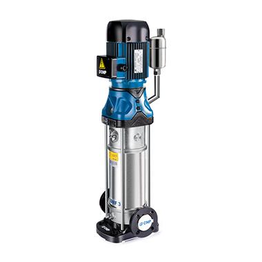高温型CDMF轻型立式多级离心泵