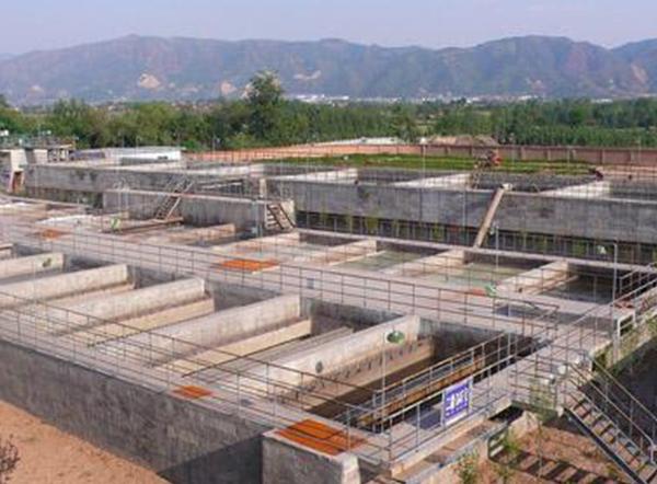 平陽縣污水處理廠