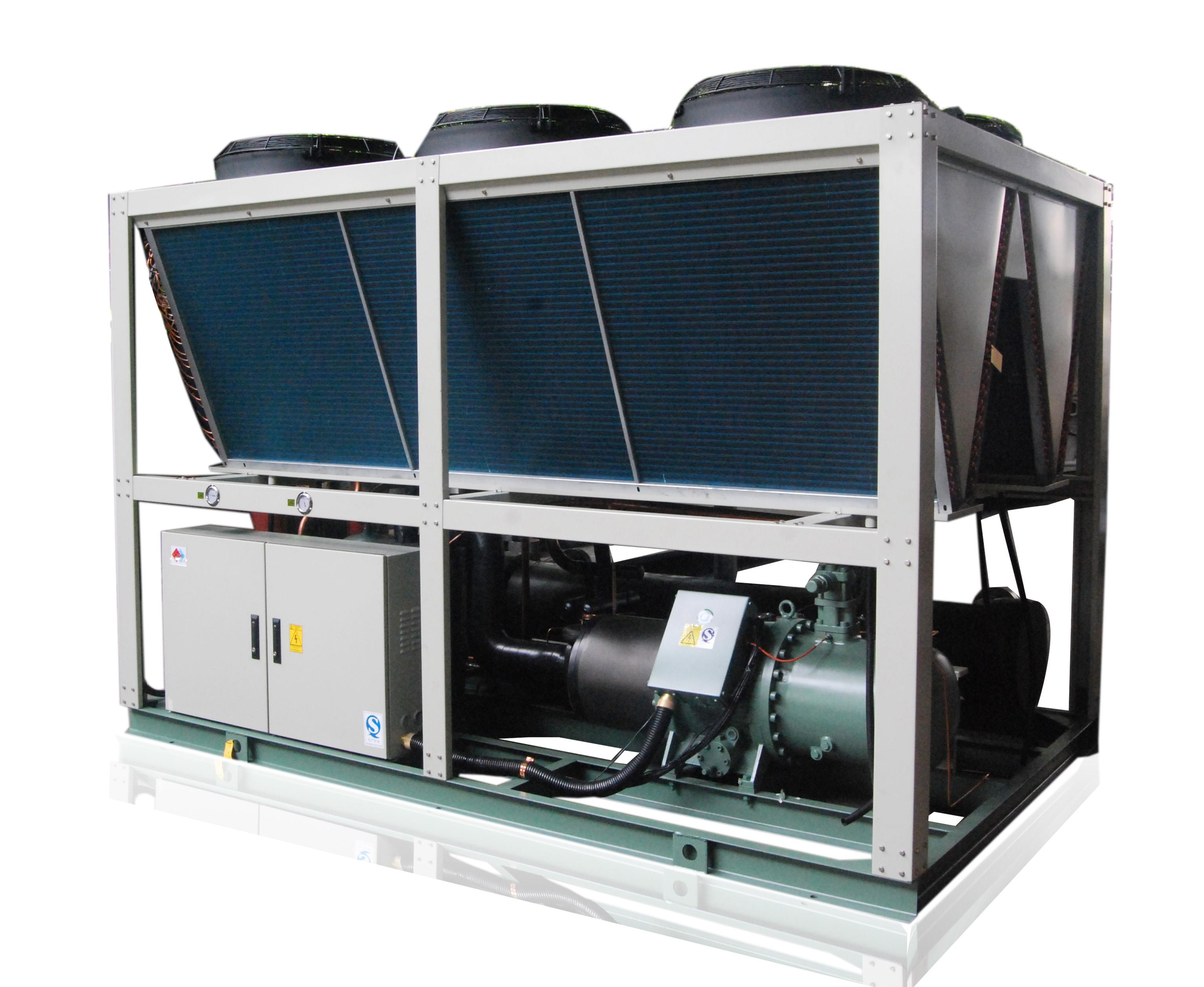 風冷螺桿式工業冷水機組