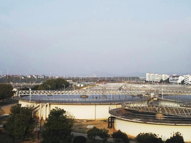 浦江县城市污水处理厂