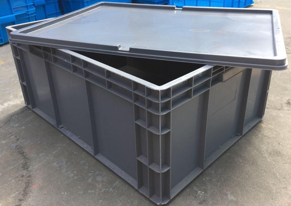 800-340灰色物流箱1