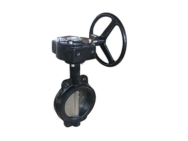 A-typed US standard butterfly valve