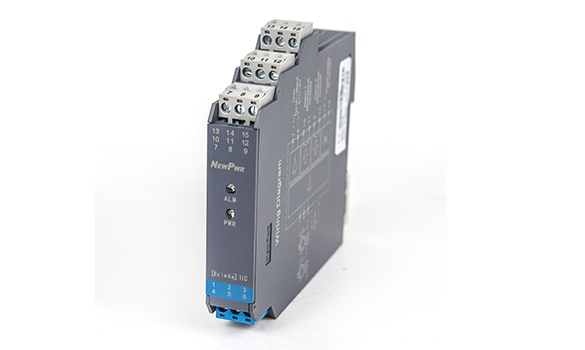 电压信号输入安全栅