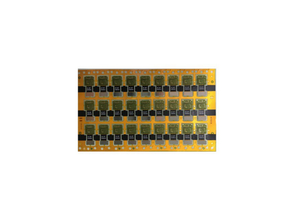 Double-sided COF camera board