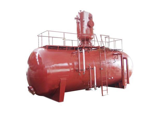 鍋爐輔機設備-旋膜除氧器