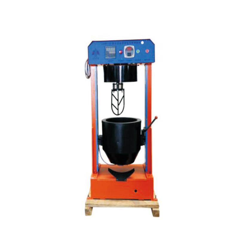 LHJB-20型全自动沥青混合料拌台机(立式)