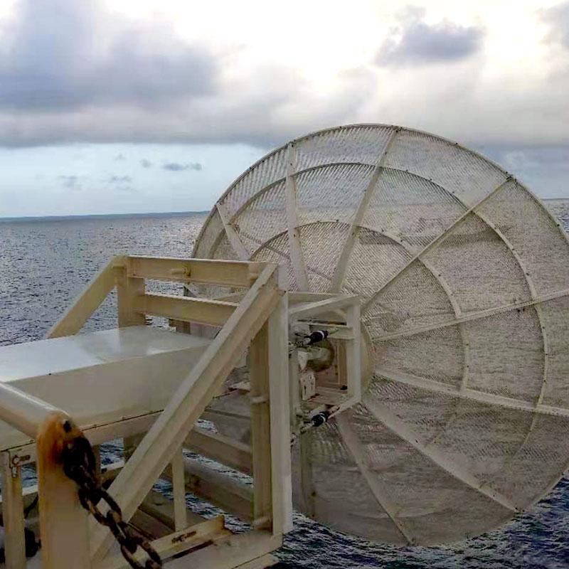微波散射通信地面站