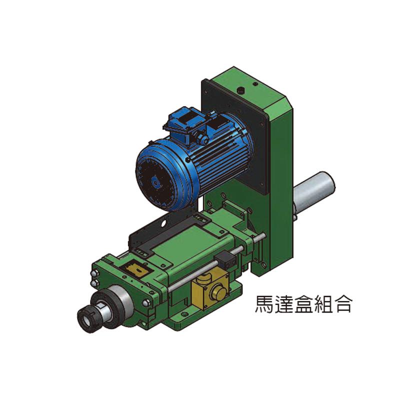 SD8-150M 鉆孔主軸頭