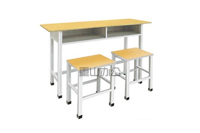 CS-346 雙人課桌凳