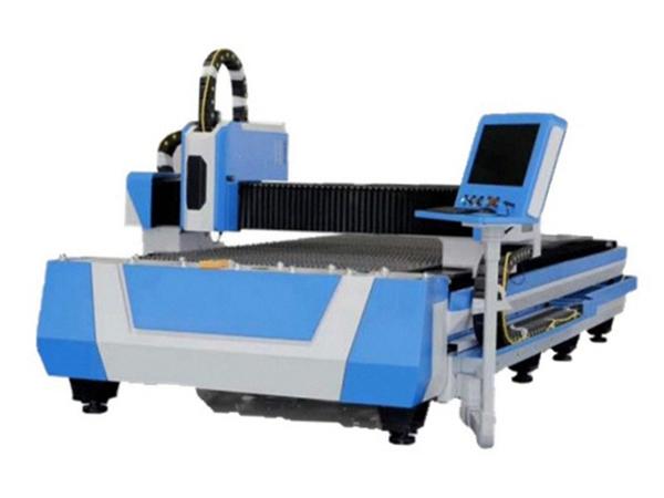 一體式數控光纖激光板料切割機 1000瓦